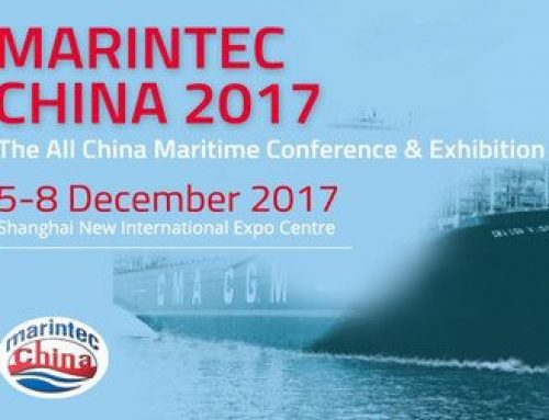 Upcoming event – Marintec 2017