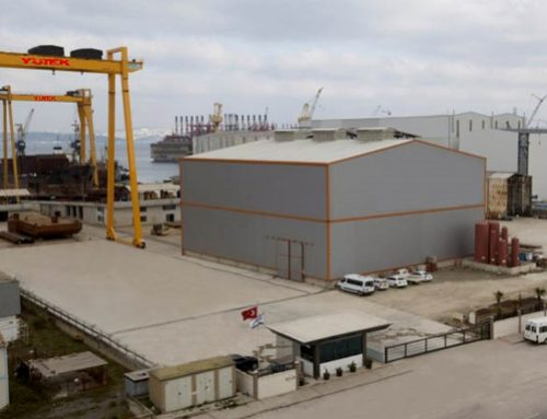 New Contract in Turkey for API Marine